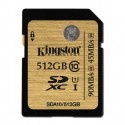 KINGSTON SDXC card 512GB Class10 UHS-I SDA10/512GB