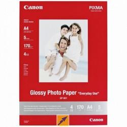 Canon Glossy Photo Paper, foto papier, lesklý, GP-501 typ biely,...