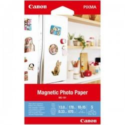 Canon Magnetic Photo Paper, foto papier, lesklý, biely, Canon...