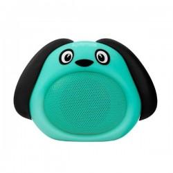 Promate Bluetooth reproduktor Snoopy, Li-Ion, 1.0, 3W, modrý, ,pre...