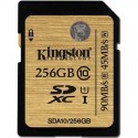 KINGSTON SDXC card 256GB Class10 UHS-I SDA10/256GB