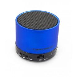 Esperanza EP115B RITMO Bluetooth reproduktor, modrý EP115B - 5901299909218