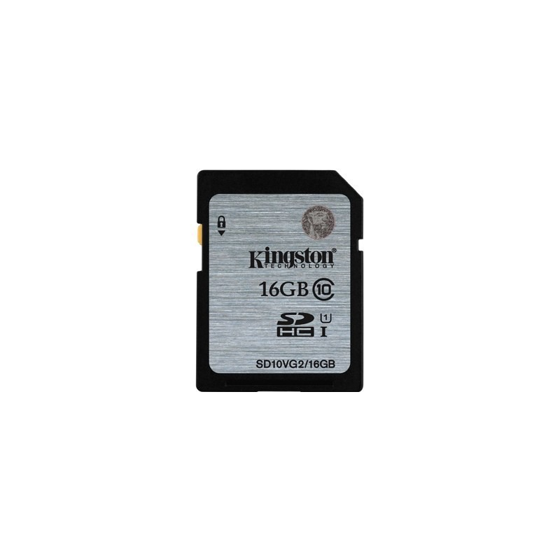 KINGSTON SDHC card 16GB Class10 VG2 SD10VG2/16GB
