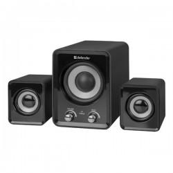 Defender reproduktory Z4, 2.1, 11W, čierne, regulácia hlasitosti,...