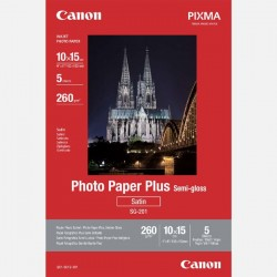 Canon Photo Paper Plus Semi-Glossy, foto papier, pololesklý,...