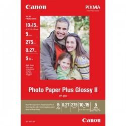 Canon Glossy Photo Paper, foto papier, lesklý, biely, 10x15cm,...