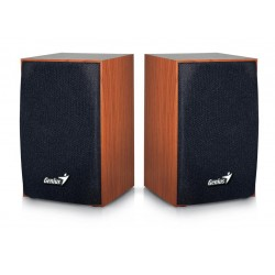 Genius Speakers SP-HF160, USB, wooden 31731063101