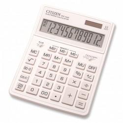 Citizen Kalkulačka SDC444XRWHE, biela, stolová, dvanásťmiestna,...