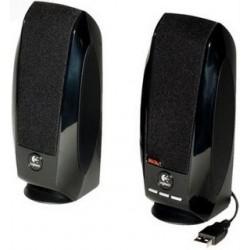 Reproduktory Logitech OEM S150 USB, čierna farba 980-000029