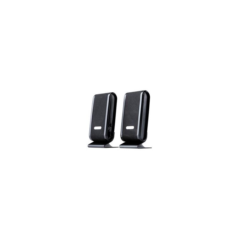 Tracer QUANTO reproduktory 2.0, RMS 5W, USB, čierne TRAGLO43293