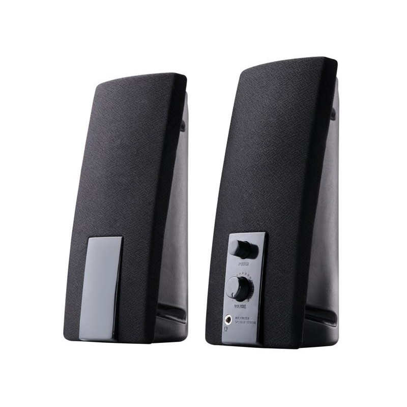 Tracer CANA reproduktory 2.0, RMS 2W, USB, čierne TRAGLO43294