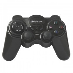 Gamepad Defender AAA, GAME MASTER WIRELESS, 2.4 GHz, 12tl.,...
