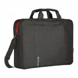"""Taška na notebook 15,6"""", Geek, čierna z polyesteru, Defender..."""