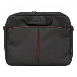 """Taška na notebook 16"""", Iota, čierna z polyesteru, Defender 26007"""
