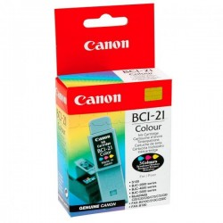 Canon originál ink BCI21C, color, blister, 120str., 0955A351, Canon...