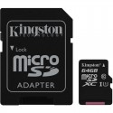 Kingston Micro SDXC Card 64GB G2 UHS-I SDC10G2/64GB