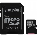 Kingston Micro SDXC Card 128GB Class10 UHS-I SDC10G2/128GB