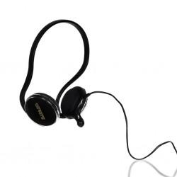 4World Stereofonické slúchadlá, s mikrofón s pohodlnými náušníky 09957