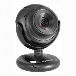 Defender Web kamera C-2525HD, 2 Mpix, USB 2.0, čierna, pre...