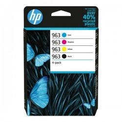 HP originál ink 6ZC70AE, CMYK, HP 963, HP Officejet Pro 9010, 9012,...