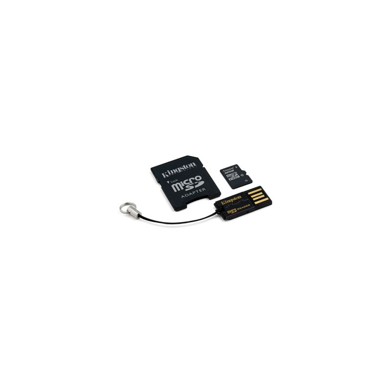 KINGSTON Mobility Kit 2 MicroSDHC CL10 32GB MBLY10G2/32GB