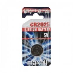 Batéria líthiová, CR2025, 3V, Maxell, blister, 1-pack CR 2025