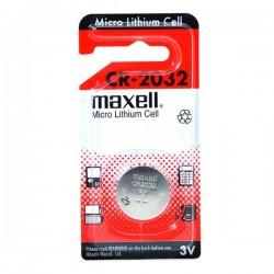 Batéria líthiová, CR2032, 3V, Maxell, blister, 1-pack CR 2032