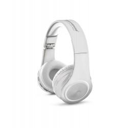 Esperanza EH165W FLEXI Bezdrôtové Bluetooth 3.0 stereo slúchadlá, biele EH165W - 5901299921500