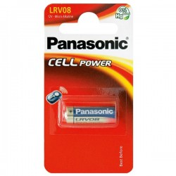 Batéria alkalická, tužková, 12V, Panasonic, blister, 1-pack LRV08L/1B