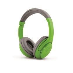 Esperanza EH163G LIBERO Bezdrôtové Bluetooth 3.0 stereo slúchadlá, zelené EH163G - 5901299909973