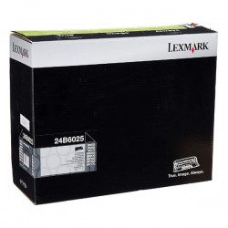 Lexmark originál 24B6025, black, 100000str., Lexmark M 5155, XM7100