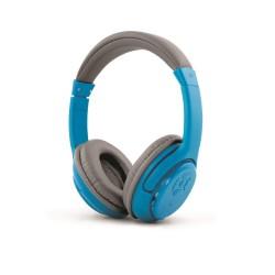 Esperanza EH163B LIBERO Bezdrôtové Bluetooth 3.0 stereo slúchadlá, modré EH163B - 5901299909980