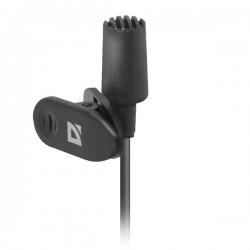 Defender, MIC-109, mikrofón, čierny, handsfree 64109