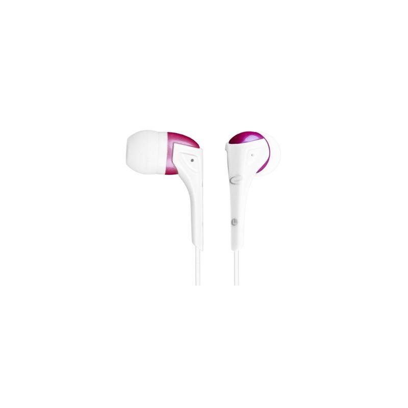 Esperanza EH127 Stereo slúchadlá do uší, bielo-ružové EH127 - 5905784769387