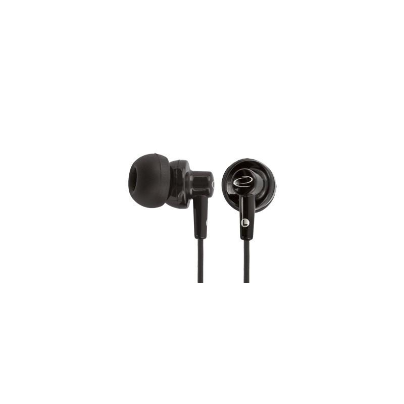 Esperanza EH124 Stereo slúchadlá do uší, čierne EH124 - 5905784769356