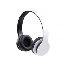 Gembird Bluetooth stereo slúchadlá, mikrofón, biela farba BHP-BER-W