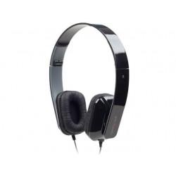 Gembird stereo slúchadlá ROME, Mini Jack, čierne, 1.5m MHP-FCO-GBK