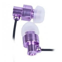 Gembird MP3 stereo slúchadla, 3.5mm Jack, ružové MP3-EP05