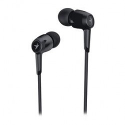 Genius HS-M225 in-ear headset, Black 31710193100