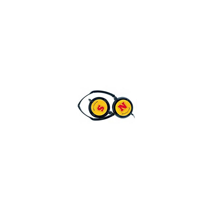 Genius slúchadlá GHP-410F, oranžová 31710173103