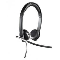 Logitech H650 Slúchadlá USB Stereo 981-000519