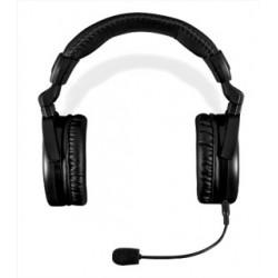 Modecom slúchadlá s mikrofónom MC-828 Striker, uzavreté (čierne) S-MC-828-STRIKER