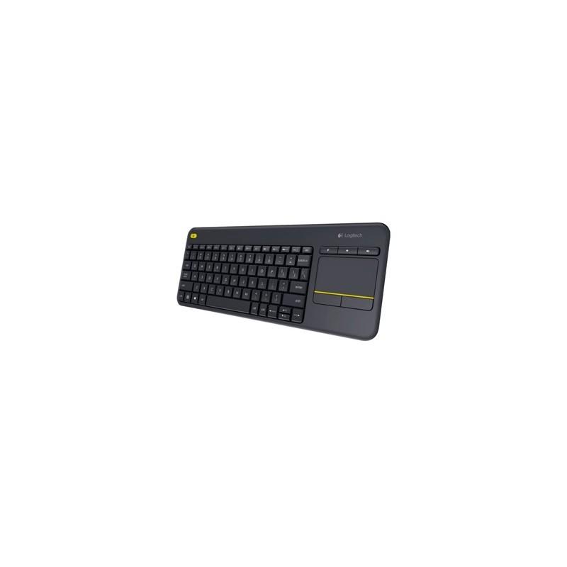 LOGITECH Wireless Touch Keyboard K400 PLUS CZ 920-007151