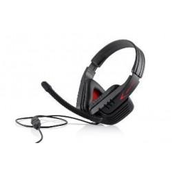 Modecom slúchadlá s mikrofónom MC-823 RANGER, uzavretá (čierne) S-MC-823-RANGER