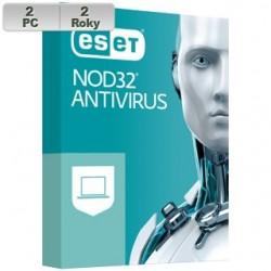 ESET NOD32 Antivirus 2021 2PC na 2r ENA 2021 pre 2PC na 2 rok SK