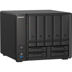 QNAP NAS Server TS-h973AX-8G 9xHDD 8GB