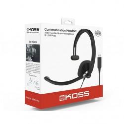 KOSS CS295USB Headset & Gaming, Slúchadlá