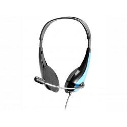 Tracer OFFICE stereo slúchadlá s mikrofónom, 1.8m TRASLU43777