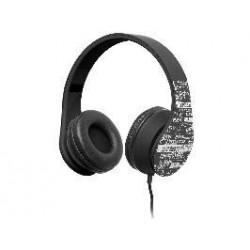 TRACER URBAN STYLE multimediálne sluchátka, skladacie, čierne TRASLU45252