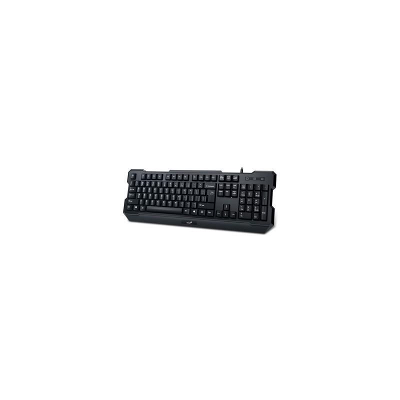 GENIUS - Hráčska USB klávesnica KB-210 31310473105